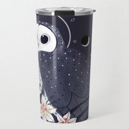Familiar - Sooty Owl Travel Mug