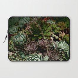 Succulent Garden Laptop Sleeve