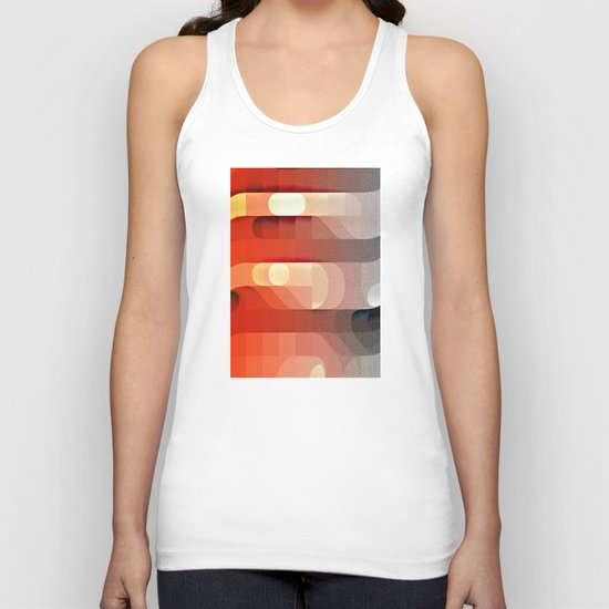 Amazing Stair Cases Unisex Tank Top