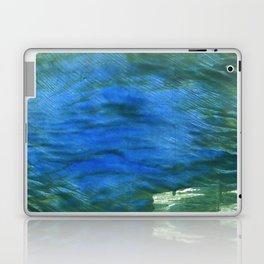 Blue green Laptop & iPad Skin