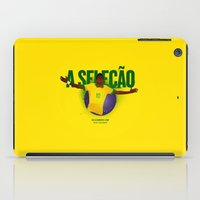 brasil iPad Cases featuring Brasil by Skiller Moves