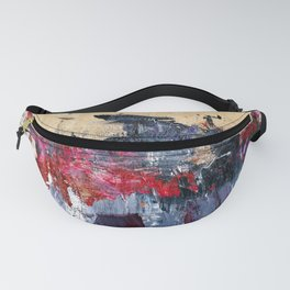 Accidental Abstraction 3 Fanny Pack
