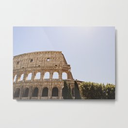 When In Rome II Metal Print