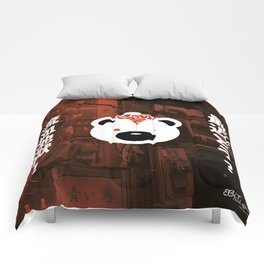 Bloody Bear Bloody Hell Comforters