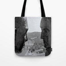 Washington & Guyasuta Tote Bag