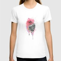 hummingbird T-shirts featuring Hummingbird by Wood + Ink