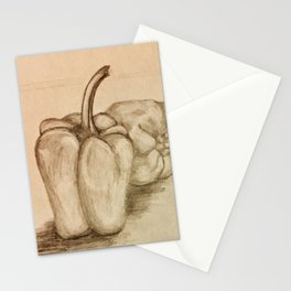 Peter Picked a Pepper Stationery Cards
