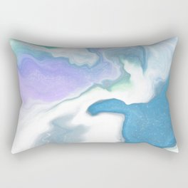 Crystal Reef I Rectangular Pillow