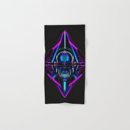 Phantoms Hand & Bath Towel
