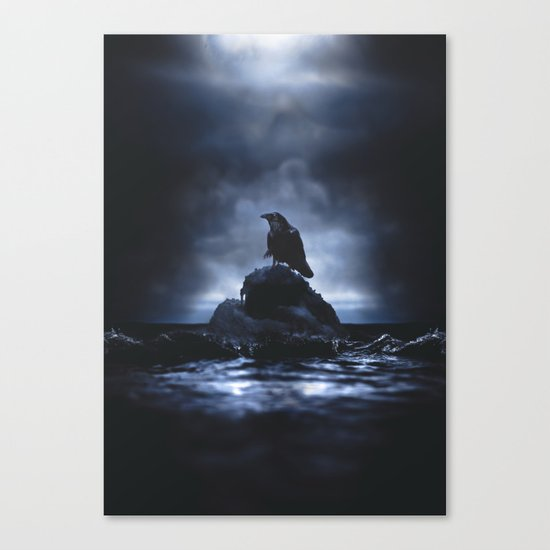 Matthew 71 Canvas Print