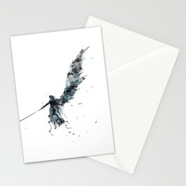 Final Fantasy Watercolor Stationery Cards