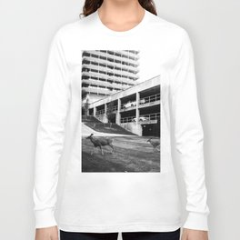 A Curious Herd Long Sleeve T-shirt