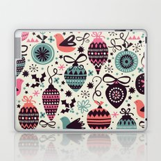 Birds and Baubles  Laptop & iPad Skin