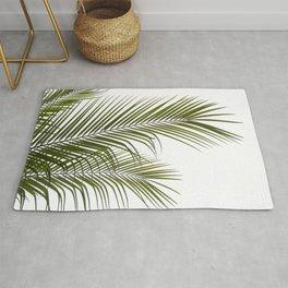 Palm Leaves III Rug