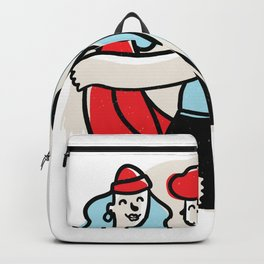 Love is love no matter what gender Backpack