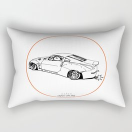 Crazy Car Art 0200 Rectangular Pillow