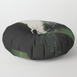 windmill Floor Pillow