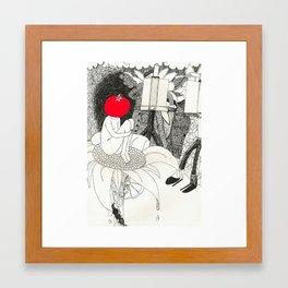 tomatohead Framed Art Print
