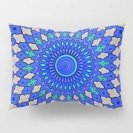 Circle Tile Pattern Pillow Sham