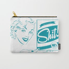 Shit!  Carry-All Pouch