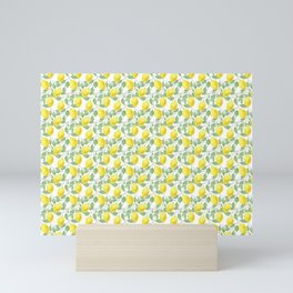 Limones,  J.Pradillo Mini Art Print