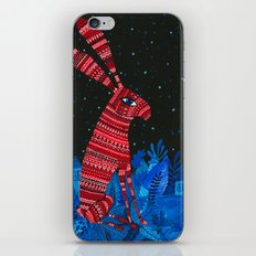 Gloomiest bunny 2 iPhone & iPod Skin