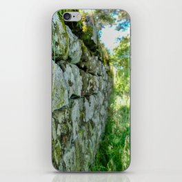 By Hadrian's Wall iPhone Skin