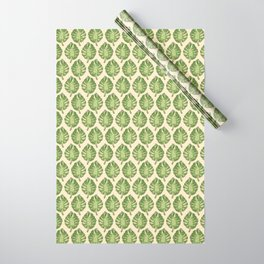 Summer Palms Wrapping Paper