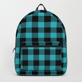 PNW Plaid Douglas Fir Backpack