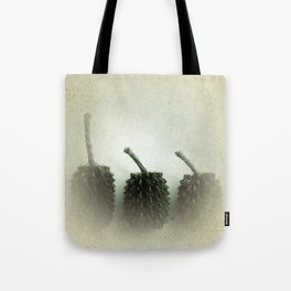 Little Brown Cones Tote Bag