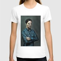 cumberbatch T-shirts featuring Intense Cumberbatch. by IntroFlect Studios