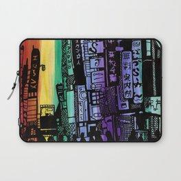 Colors of Tokyo Laptop Sleeve