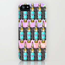 POWER OF LOVE iPhone Case