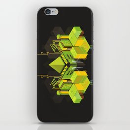 Temple of the Weeping Pyramid iPhone Skin