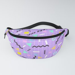 Once Upon the 80's Fanny Pack