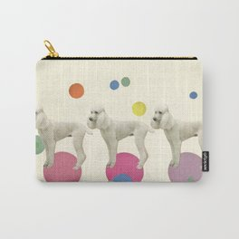 Oodles of Poodles Carry-All Pouch