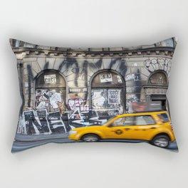 NYC 01 Rectangular Pillow