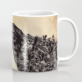 CROW-ded Coffee Mug
