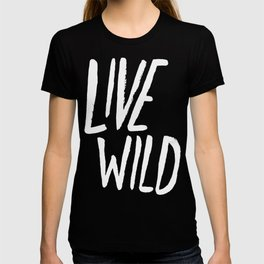 Live Wild: Oregon T-shirt