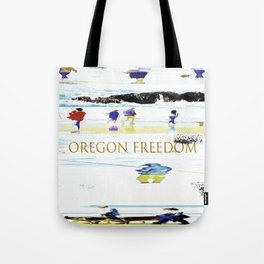 Oregon Freedom Tote Bag