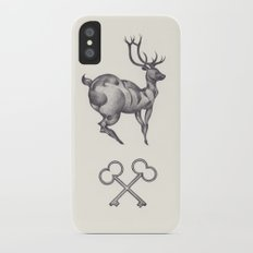 The Grand Budapest Hotel iPhone X Slim Case