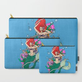 Ariel The Little Mermaid Carry-All Pouch