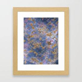 Nanotech Framed Art Print