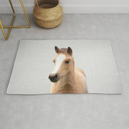 Baby Horse - Colorful Rug