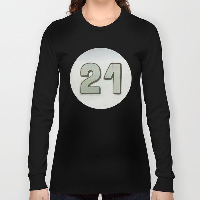 21 Long Sleeve T-shirt