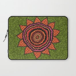 Gypsy SunFlower Laptop Sleeve