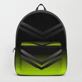 TCR - v-line - green Backpack