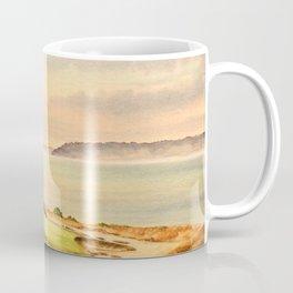 Chambers Bay Golf Course 15th Hole Coffee Mug