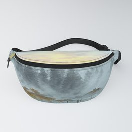Caspar David Friedrich The Times of the Day, Morning Fanny Pack