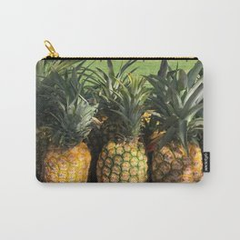 roadside pineapples in Hawaii Carry-All Pouch